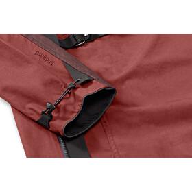 Klättermusen W's Midgard Shell Jacket Burnt Lava